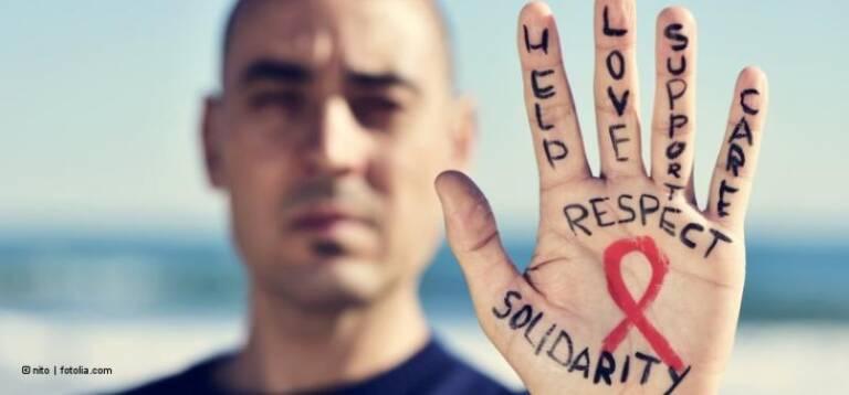 Beitragsbild zum Artikel HIV-Stigma