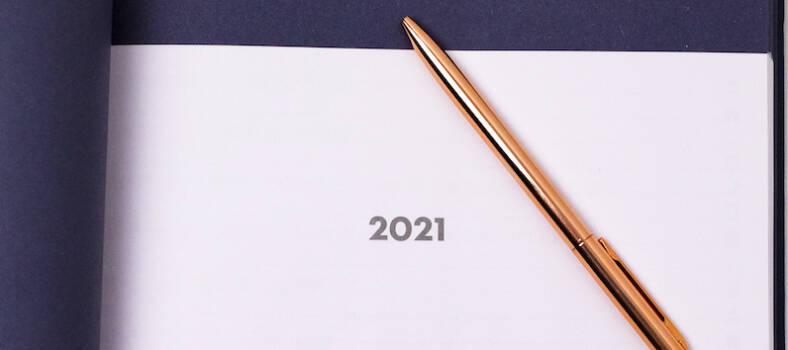 Bild zum Beitrag Jahresvorschau 2021